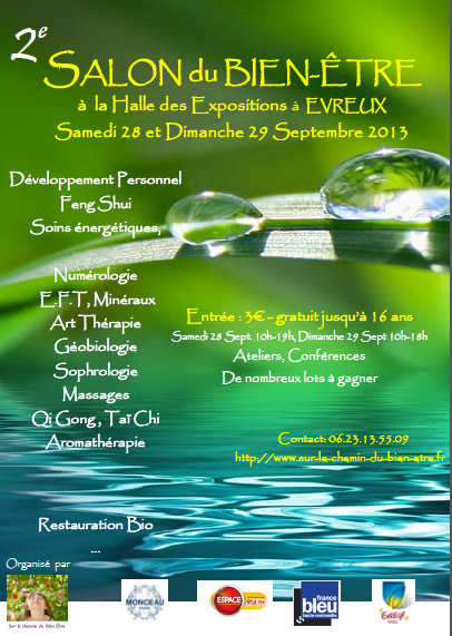 affiche salon septembre